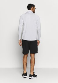 Under Armour - Funktionstrøjer - halo gray/white - 2