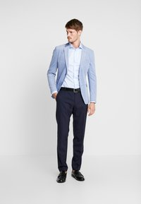 Eterna - SLIM FIT  - Formal shirt - light blue - 1