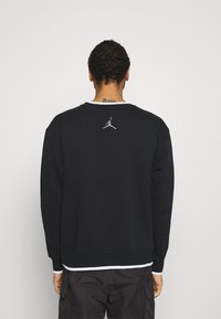 Jordan - CREW - Sweatshirt - black/white - 2