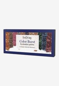 IsaDora - EYESHADOW PALETTE - Eyeshadow palette - color burst - 1