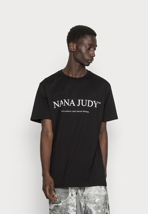 IMPERIA - T-shirt print - black