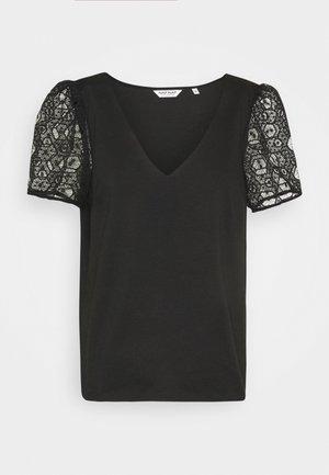 MILANO - Print T-shirt - noir