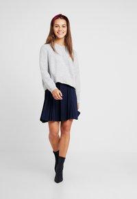 Anna Field Petite - A-line skirt - maritime blue - 1