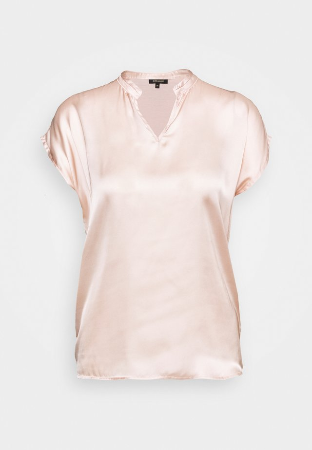 T-shirt basic - autumn rose
