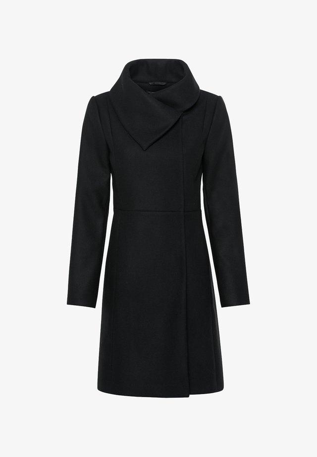 MANTEL WOLLMANTEL - Manteau classique - schwarz