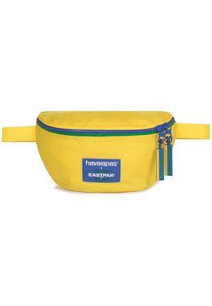 SPRINGER - Bæltetasker - havaianasyellow