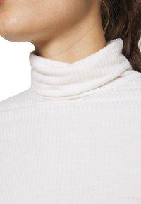 Zign - Pitkähihainen paita - off-white - 4