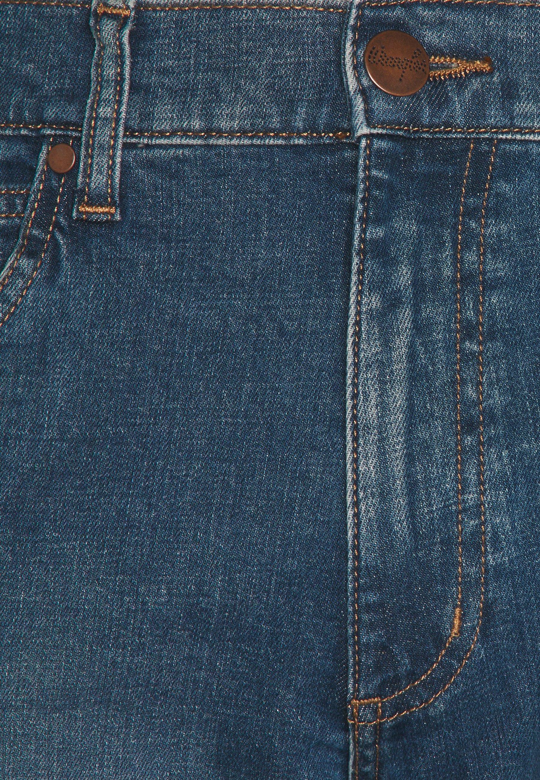 Wrangler Greensboro - Jeans Straight Leg Hunter Blue/blå Denim