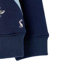 Tom Joule - ORIGINELLES MACKENZIE - Sweatshirt - blaues einhorn - 3