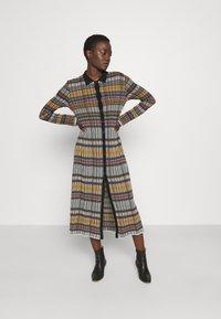 M Missoni - MAXI DRESS COMBO - Jumper dress - multicolor - 0
