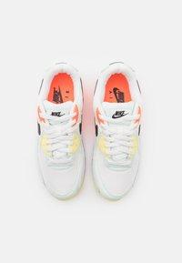 Nike Sportswear - AIR MAX 90 - Trainers - summit white/dark smoke grey/barely green - 7