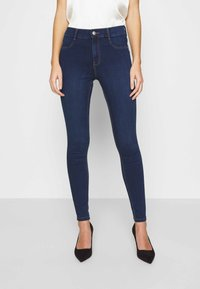 Dorothy Perkins - FRANKIE - Jeans Skinny Fit - indigo - 0