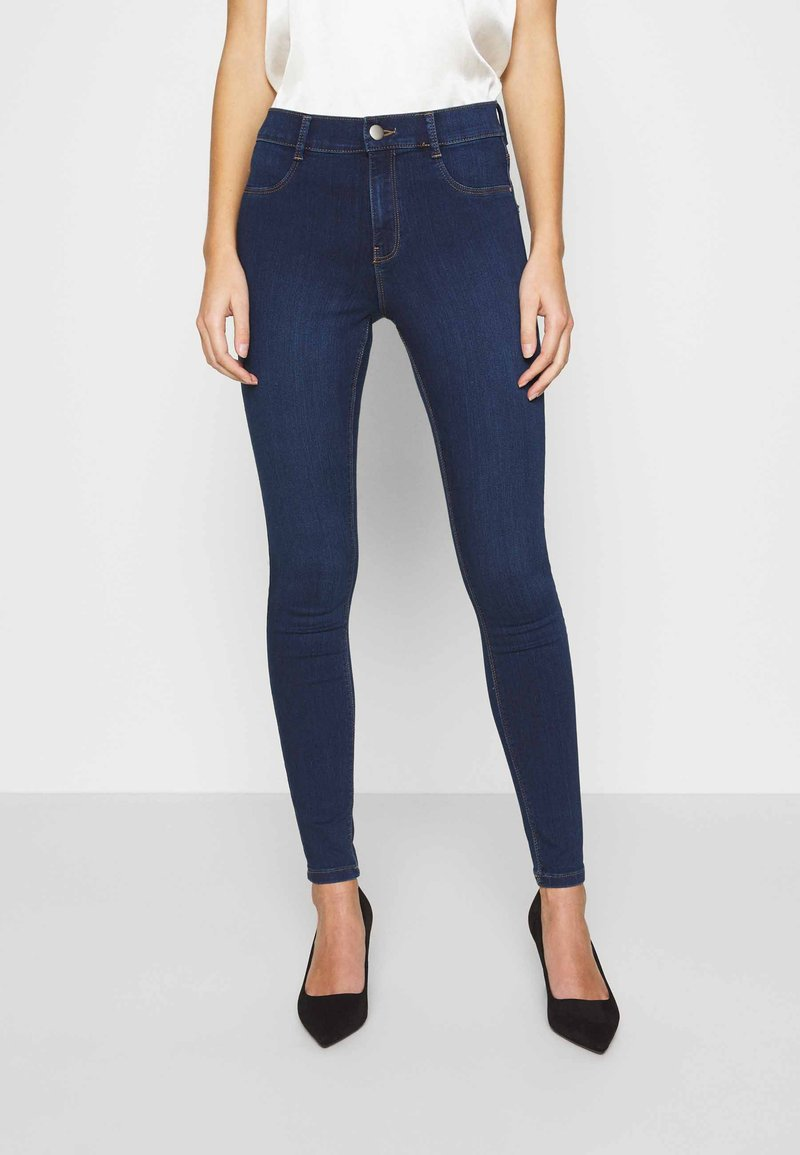 Dorothy Perkins - FRANKIE - Jeans Skinny Fit - indigo