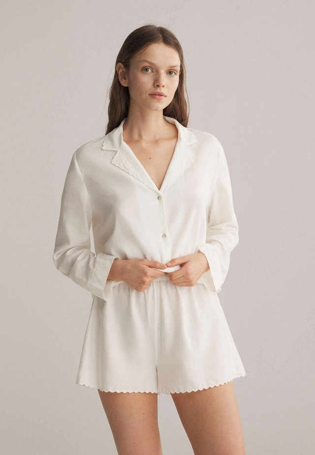Pantaloni del pigiama - white