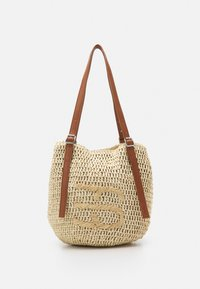 Esprit - ROSIE  - Handbag - cream beige - 0