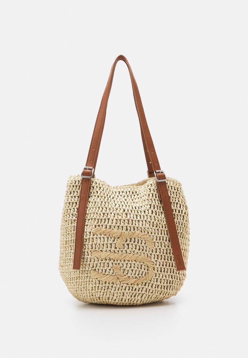 Esprit - ROSIE  - Handbag - cream beige