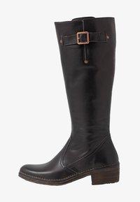 Neosens - MEDOC - Cowboy/Biker boots - iris/ebony - 1