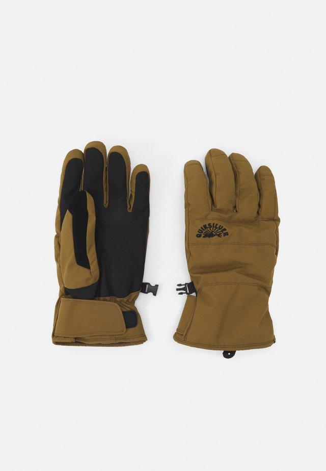 Gloves - military olive