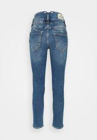 Herrlicher - PITCH CONIC  - Slim fit jeans - retro marvel - 6