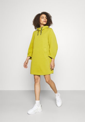 Day dress - olive branch