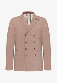 CG – Club of Gents - Blazer jacket - brown - 0