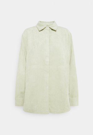 CORY - Button-down blouse - desert sage