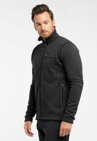 Haglöfs - SWOOK JACKET  - Fleece jacket - slate - 2