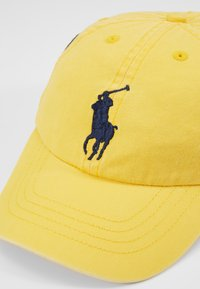 Polo Ralph Lauren - BIG APPAREL HAT - Lippalakki - chrome yellow - 2