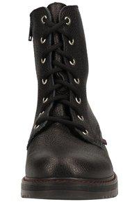Richter - Lace-up ankle boots - black - 4