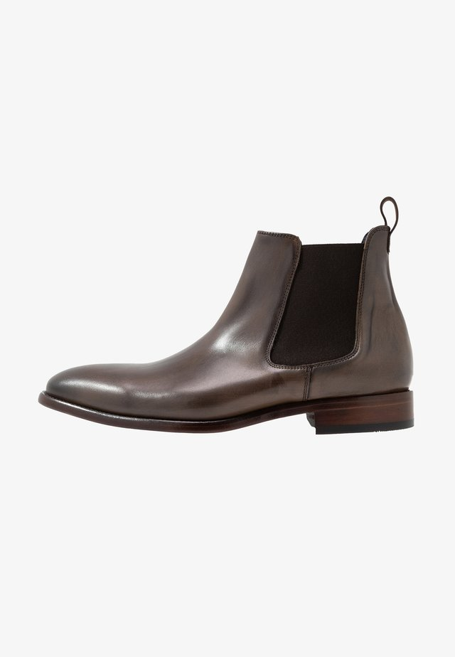 Bottines - natur nut/marron