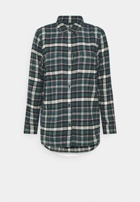 Madewell - IN PLAID - Button-down blouse - green lane - 0