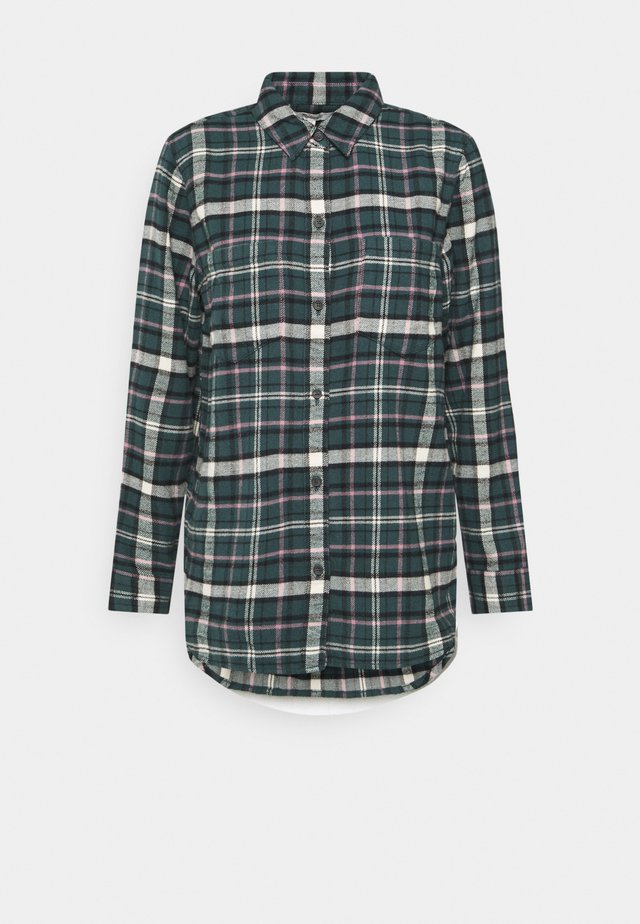 IN PLAID - Overhemdblouse - green lane