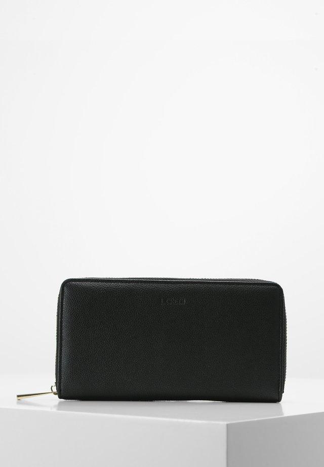 MARGARETE - Wallet - black