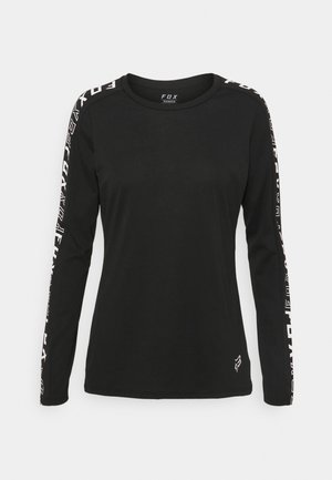 RANGER - Long sleeved top - black