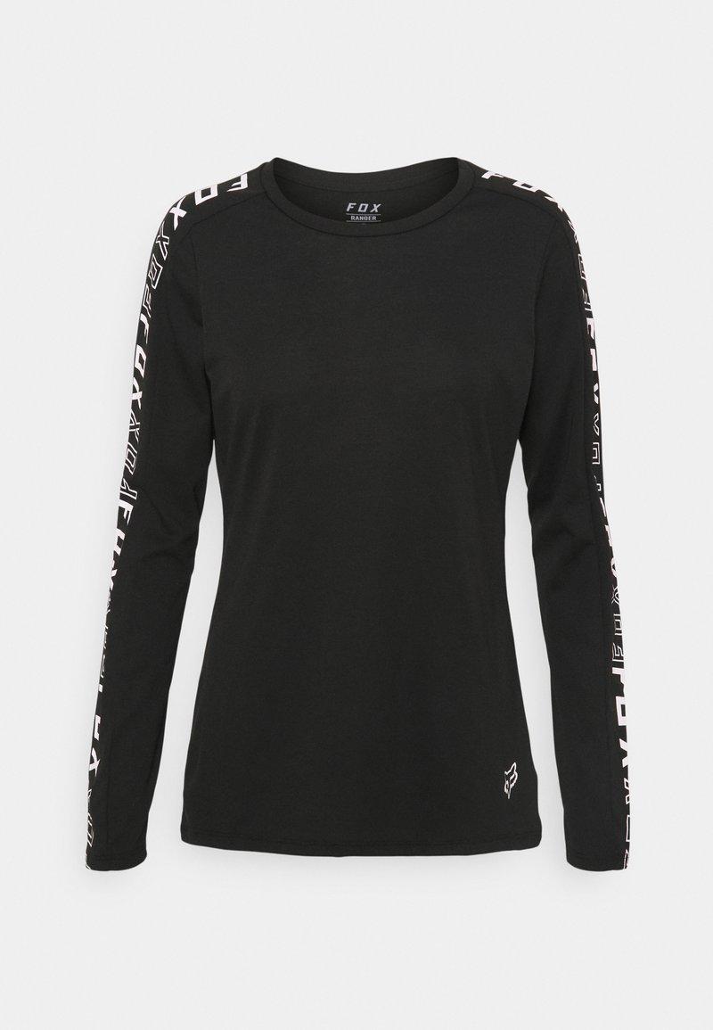 Fox Racing - RANGER - Langarmshirt - black