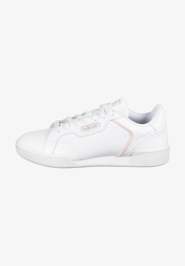 ROGUERA - Baskets basses - cloud white / platinum metallic