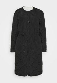 ARIANA - Classic coat - black
