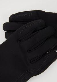 Reusch - SASKIA TOUCH-TEC™ - Fingerhandschuh - black - 4