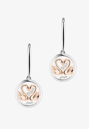 CREOLE MY SWEETHEART - Earrings - rose gold