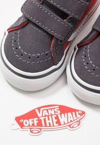Vans - SK8-MID REISSUE  - Zapatillas altas - grenadine/periscope - 6
