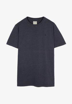 SKULL TEE - T-shirt basic - navy