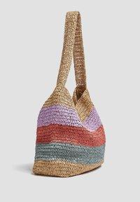 PULL&BEAR - Tote bag - multi-coloured - 1