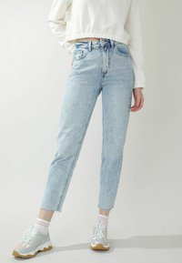 Pimkie - Straight leg jeans - hellblau - 0