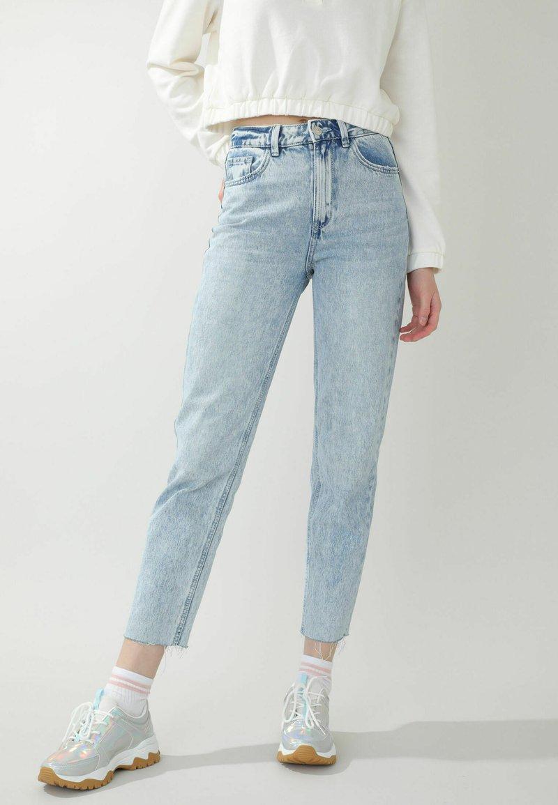 Pimkie - Straight leg jeans - hellblau