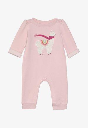COZY BABY - Sleep suit - pink cameo