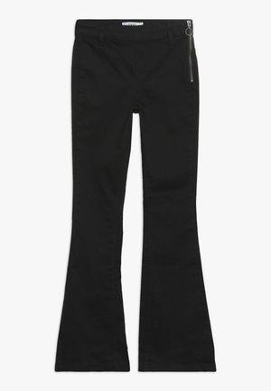 LILLITH - Kalhoty - black