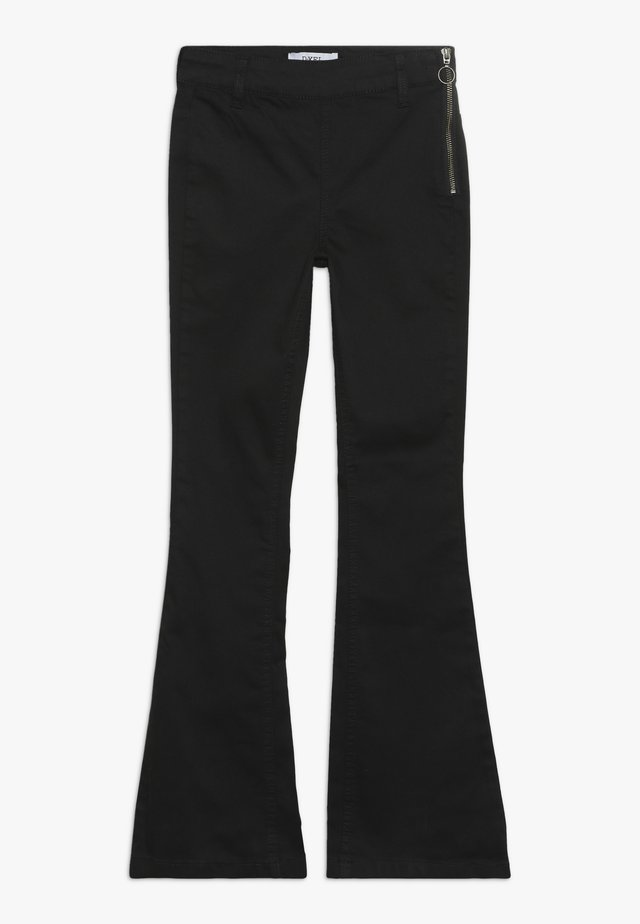 LILLITH - Trousers - black