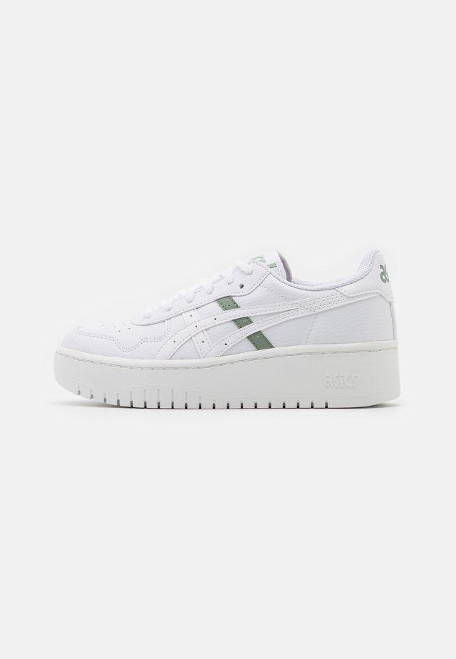 JAPAN - Sneakers laag - white/slate grey