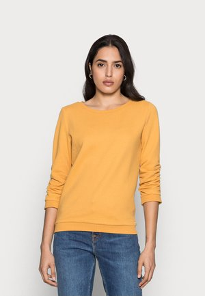 Mikina - indian spice yellow