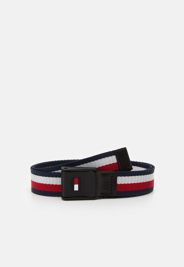 KIDS FLAG BELT UNISEX - Bælter - multicoloured